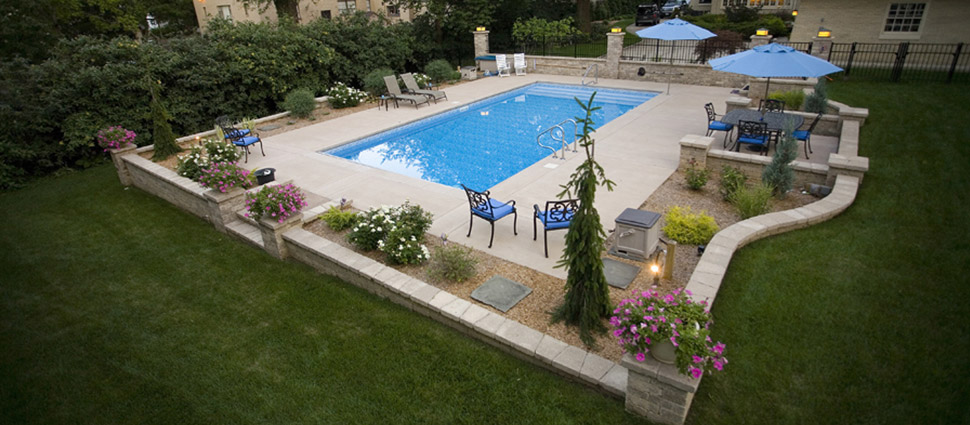 Backyard Swim Pool